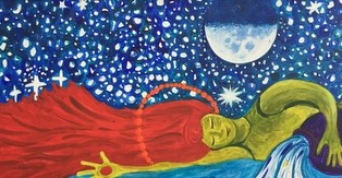 St Mary Magdalene of Earth Image Banner